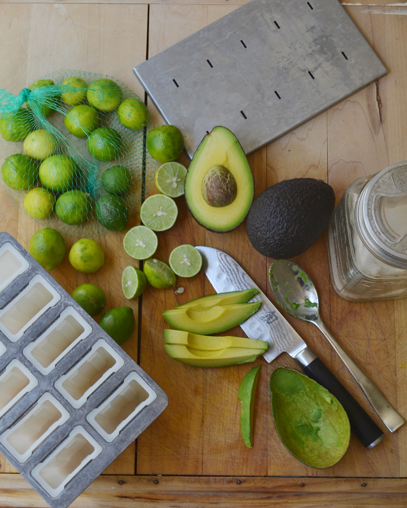 avocado paletas recipe